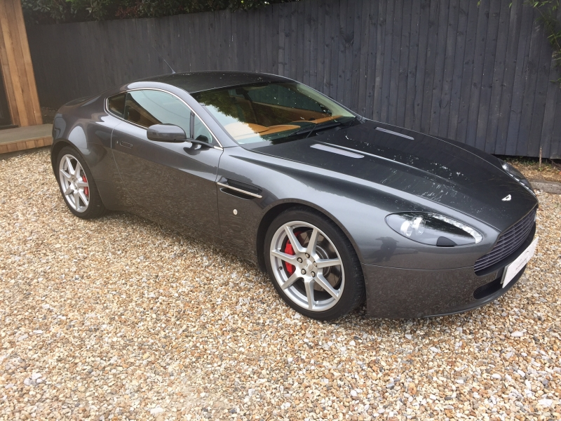 For Sale Aston Martin V8 Vantage