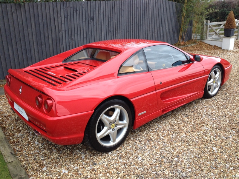 sold ferrari 355 berlinetta. Cars Review. Best American Auto & Cars Review