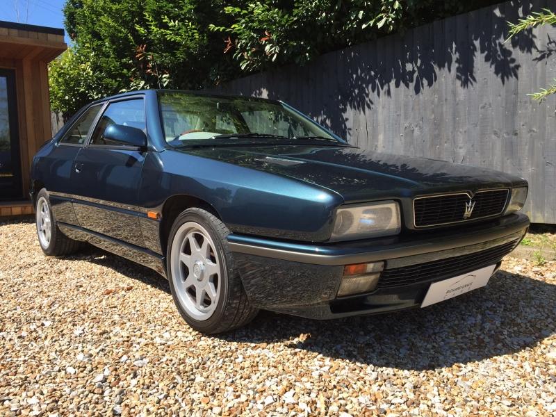 For Sale - Maserati Ghibli II