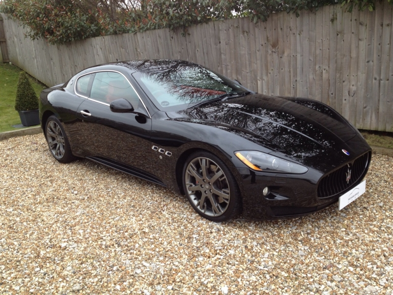 Maserati  GranTurismo 4.7 GTS MC Shift
