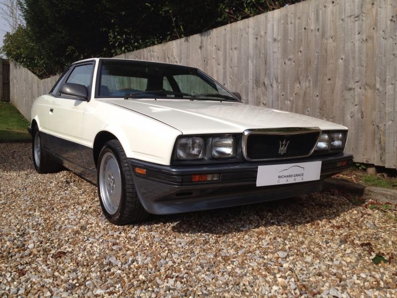 Owners Manual For A 1989 Maserati Karif - Sold Maserati ...