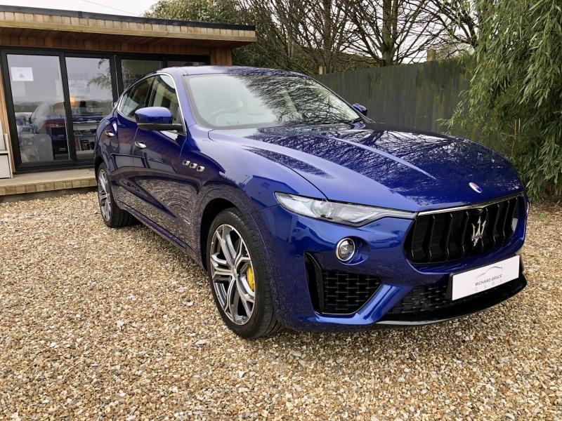 Maserati Levante Gransport