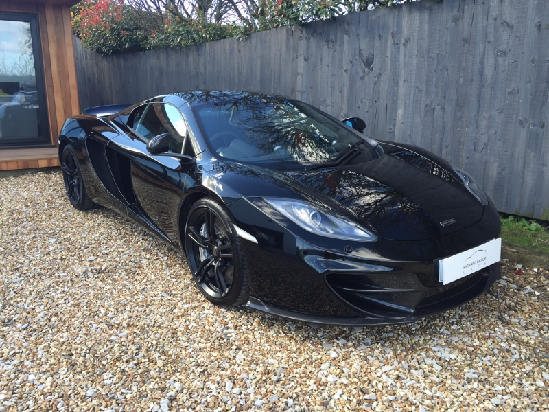 McLaren MP4-12C Spider 50th Anniversary Edition