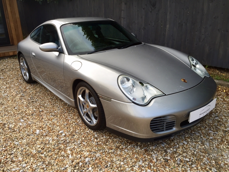 Porsche 911 (996) 40th Anniversary Edition