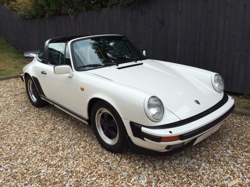 Porsche 911 Targa Sport