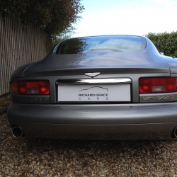 Aston Martin DB7 5.9 V12 Automatic