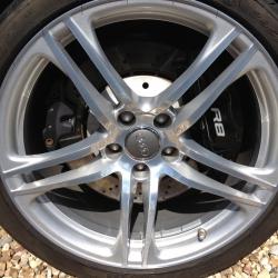 Audi R8 Manual