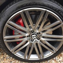 Bentley Continental GT Speed W12 635
