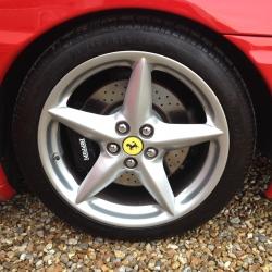 Ferrari 360 Spider Manual