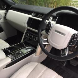 Land Rover Range Rover Vogue SE