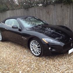 Maserati  GranCabrio 4.7 Auto