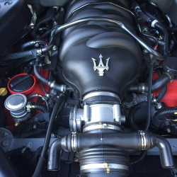 Maserati  Granturismo S MC Auto Shift