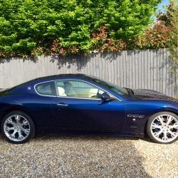 Maserati  Granturismo S MC Shift