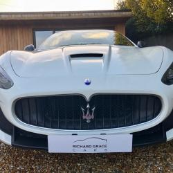 Maserati Granturismo S MC Stradale