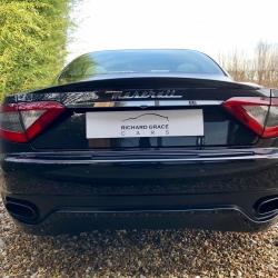 Maserati Granturismo Sport MC Shift