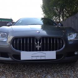 Maserati  Quattroporte 4.7 S