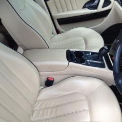 Maserati  Quattroporte Facelift
