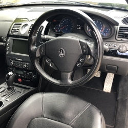 Maserati Quattroporte Sport Gts