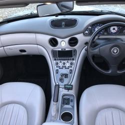 Maserati Spyder Cambiocorsa Facelift