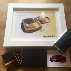McLaren MP4-12C Spider 50th Anniversary Edition