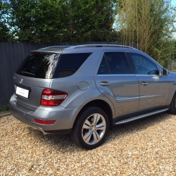 Mercedes M Class ML 300 CDi Sport Blu Efficiency