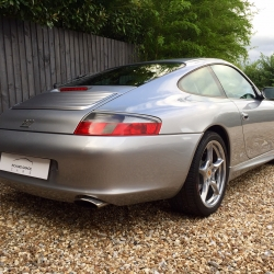 Porsche 911 (996) 40th Anniversary Edition