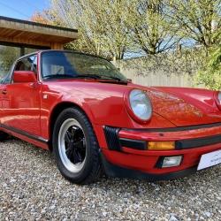 Porsche 911 Carrera Sport Targa