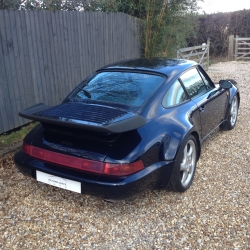 Porsche 964 Turbo 3.3