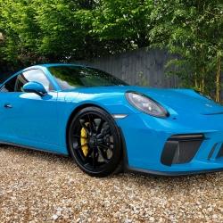 Porsche 991.2 GT3 Clubsport