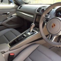 Porsche Boxster PDK (981)