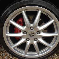 Porsche Cayman 3.4S Tiptronic