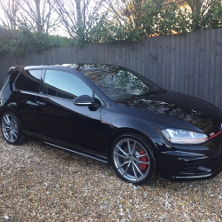 Volkswagen Golf Clubsport S